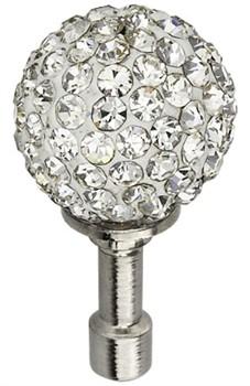 shiny disco balls