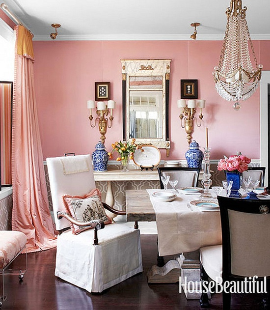 another pink room
