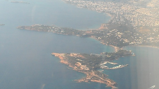 Greece Air view