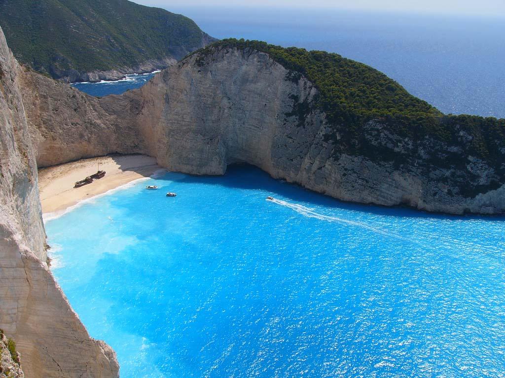 Navagio-beach-in-Zakinthos-island