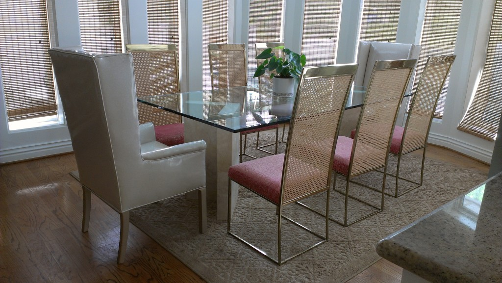 Dining Table and Chairs,  The OP Life