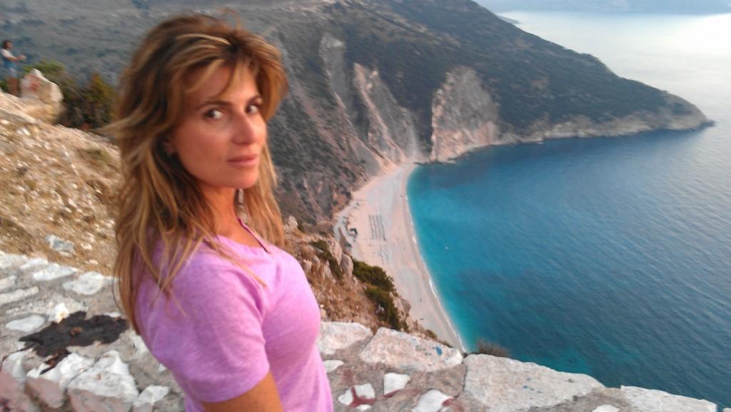 Myrtos Beach, Kefalonia www.theoplife.com