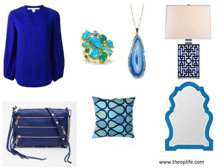 Feeling Blue - www.theoplife.com