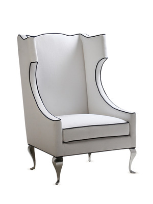 Opal Wing Chair