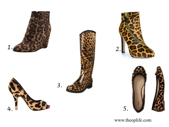 Animal Shoes - The OP Life