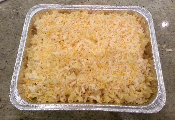 Jackies Mac N Cheese