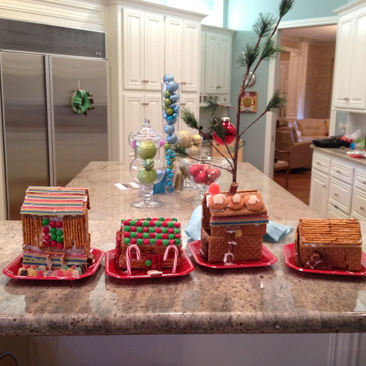Gingerbread Housees