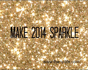 Make 2014 Sparkle