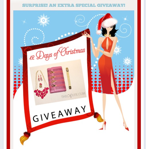 Nosey Parker Giveaway