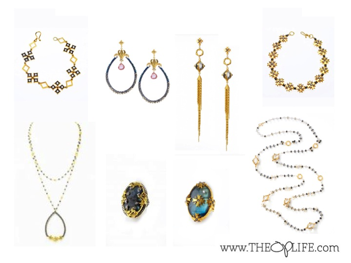 Azaara Jewelry Florentine Collection, The OP Life