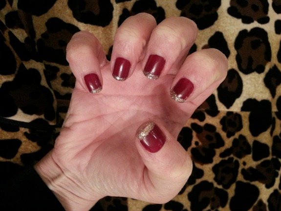 nails after