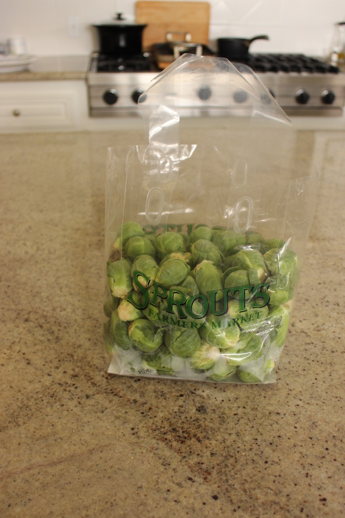 Roasted Brussel Sprouts 101
