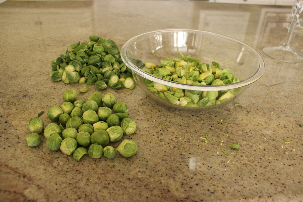 Roasted Brussel Sprouts 101 - The OP Life