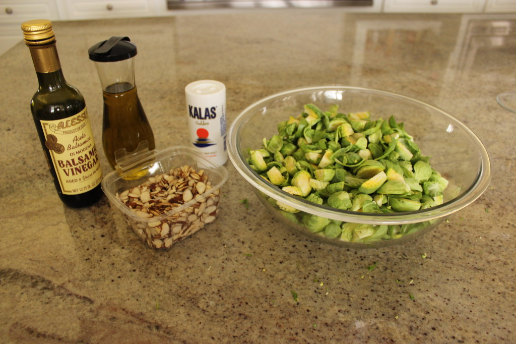 Roasted Brussel Sprouts 101 - The OP Life 2