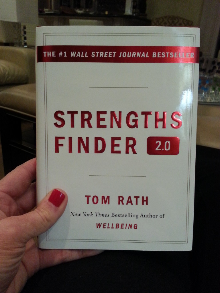 Strengths Finder 2.0 Tom Rath