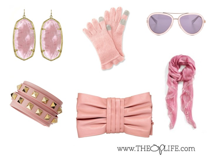 Blushing Pink Favorites