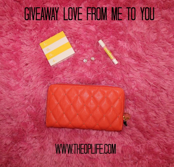 Valentines Day Giveaway Love
