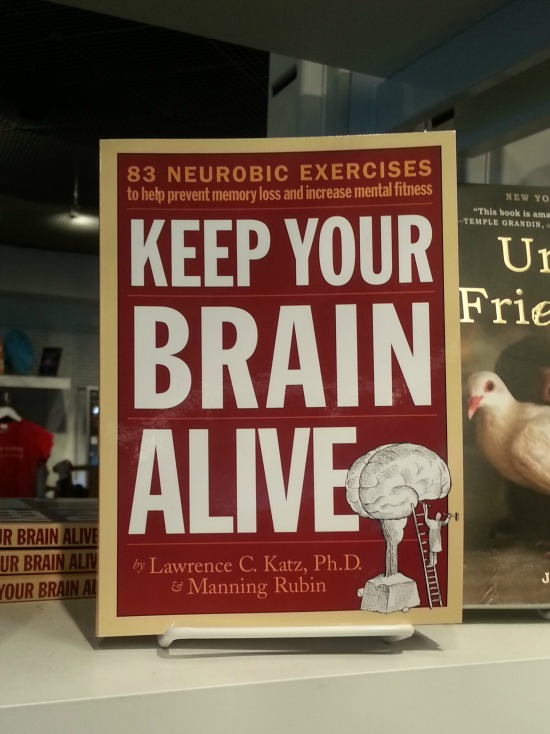 Keep Your Brain Alive