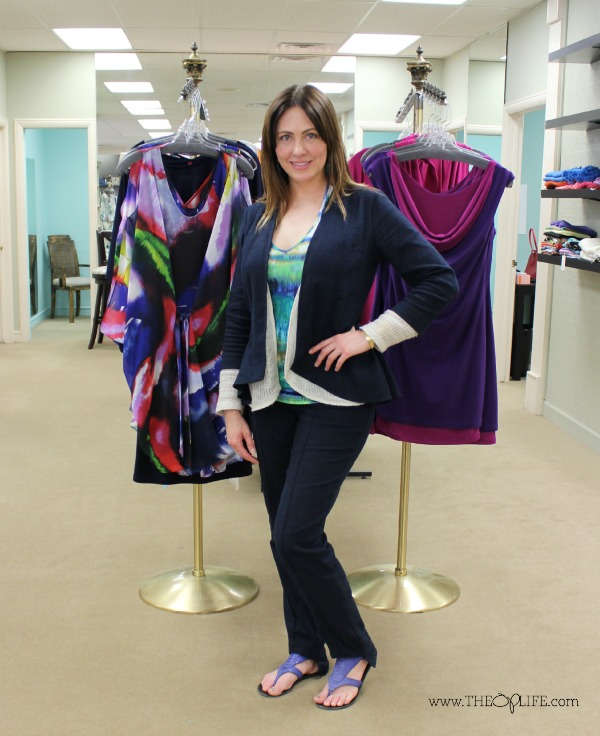 Abi Ferrin at R.Meyers in OKC - The OP Life