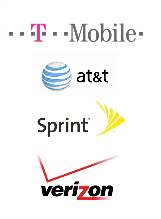 Cell phone carriers - the op life
