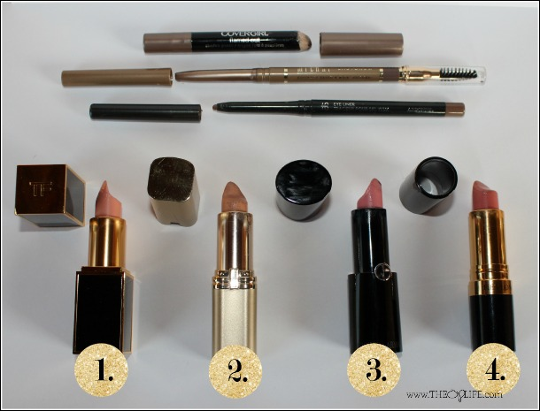 Nude Lips and Liners - The OP Life