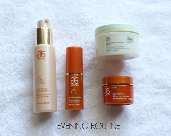 Evening Skin Care Routine - The OP Life