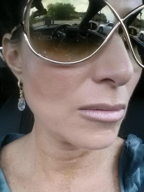 Nude Lip Selfie from IG - The OP Life