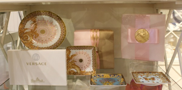 Versace plates Luxe Objects The OP Life