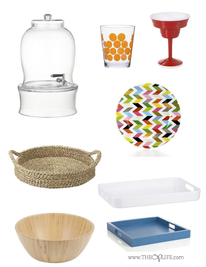 Basics for outdoor entertaining The OP Life