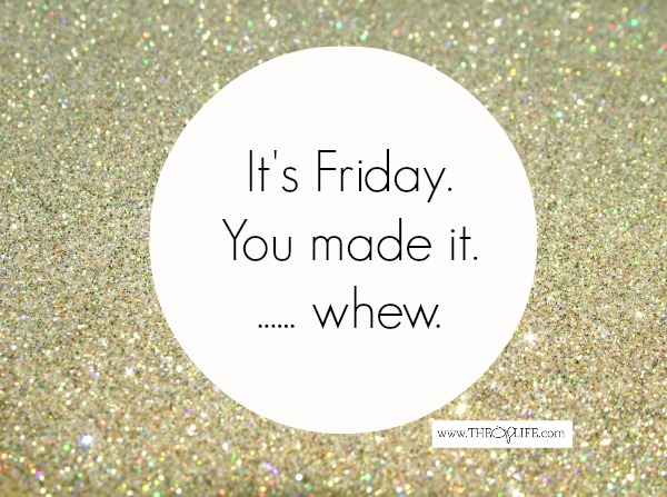 We Made A Wish And It Was You We Made: RestlessGrayGirl: Oh Friday, We Made It