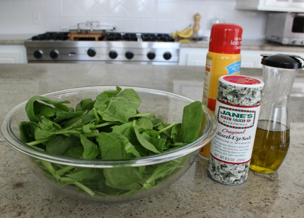 Spinach Chips The OP Life