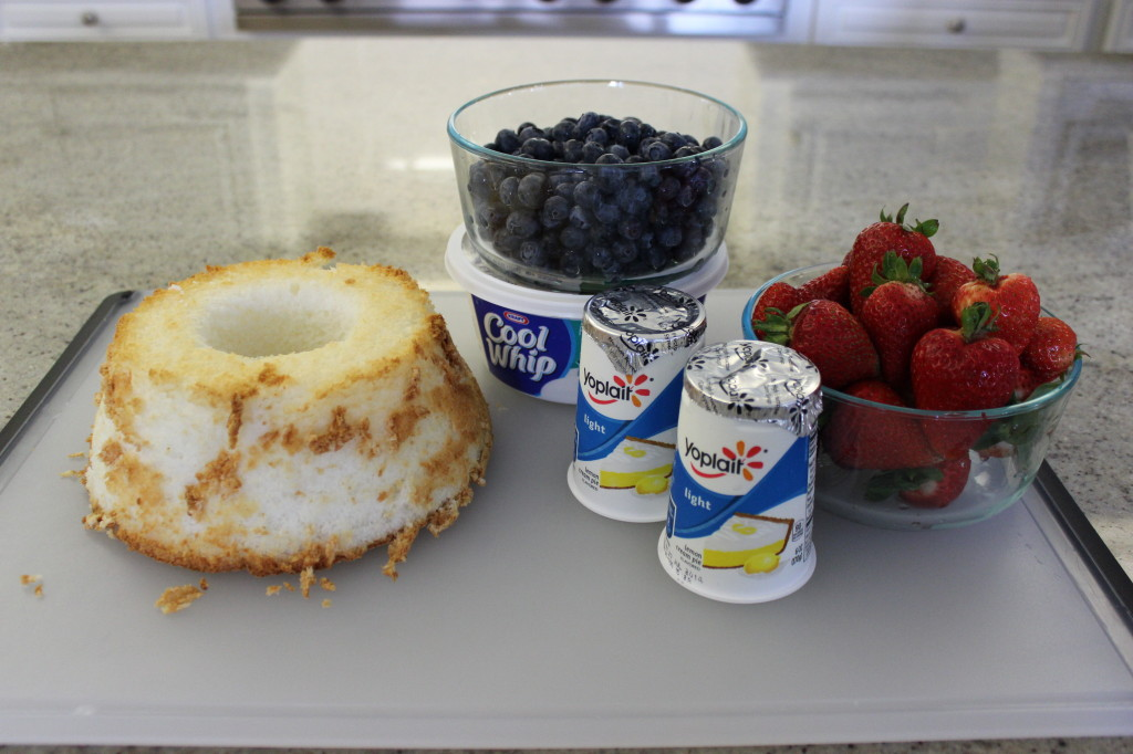 Lemon Berry Dessert The OP Life