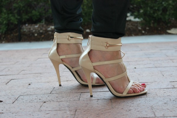 Nude Greek Gladiator Heels The OP Life