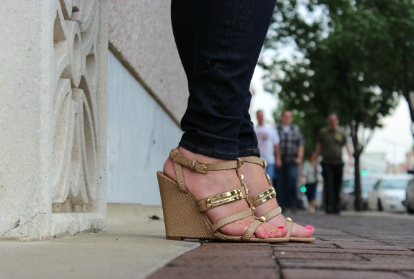Tory Burch Wedges Travel Shopping The OP Life