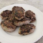 RECIPE:  Beeftekia aka Greek Beef Patties