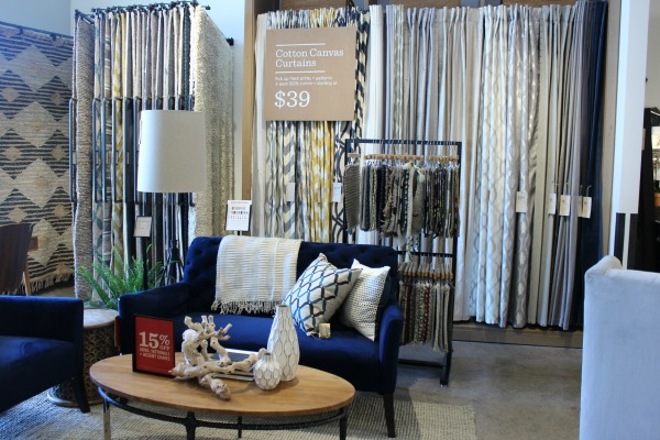 Curtains and Rugs West Elm OKC The OP Life