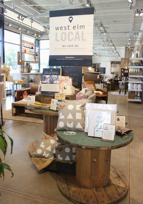 Local Loves West Elm OKC The OP Life