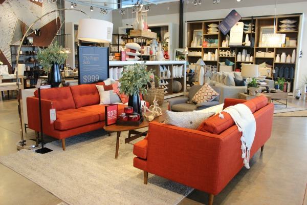 Sofas and more West Elm OKC The OP Life