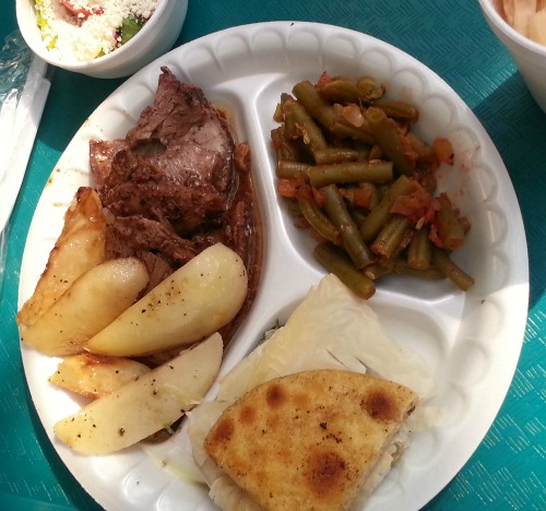 Dinner Plate GreekFestOKC