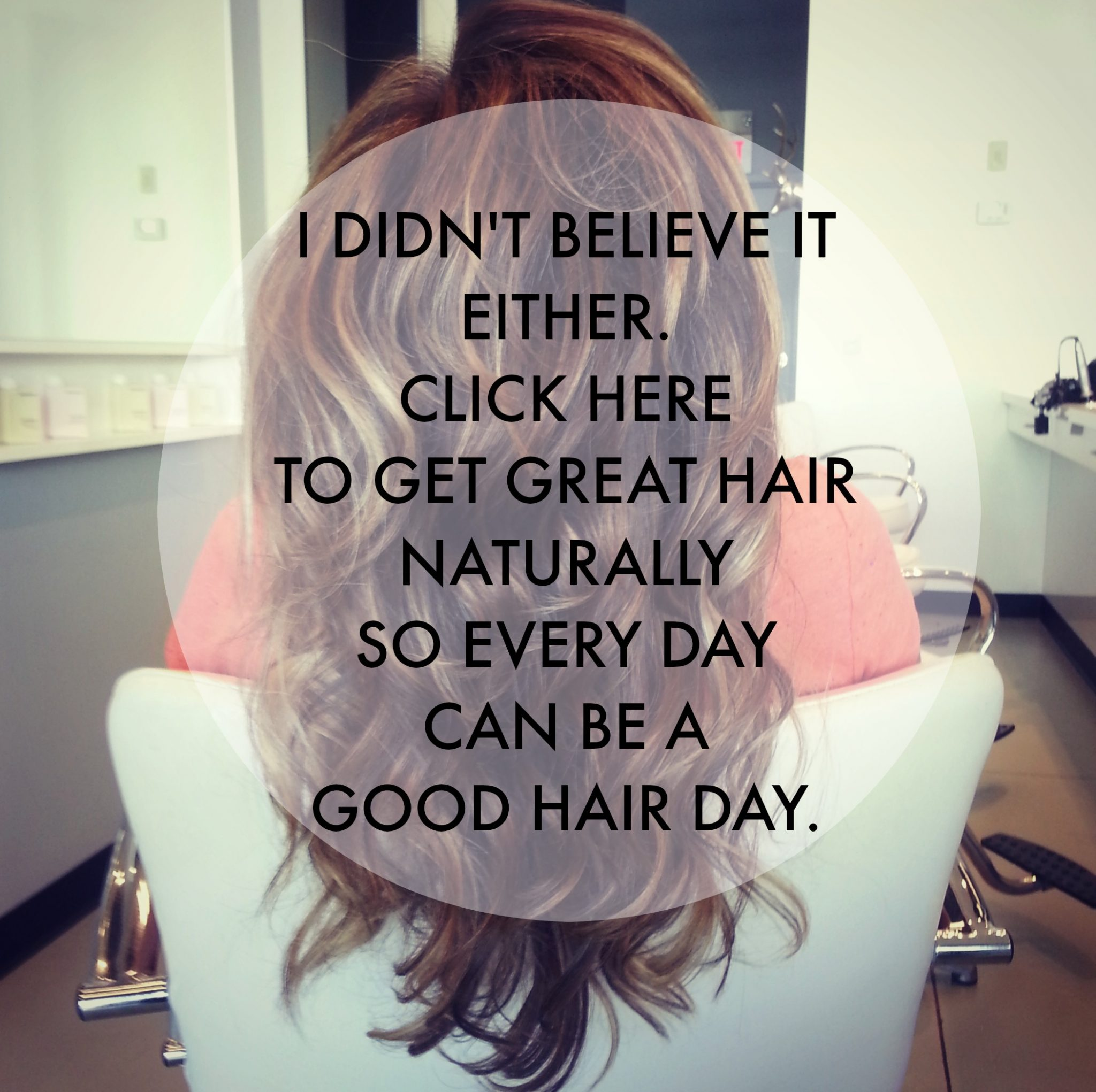 Get Great Hair.  The OP Life