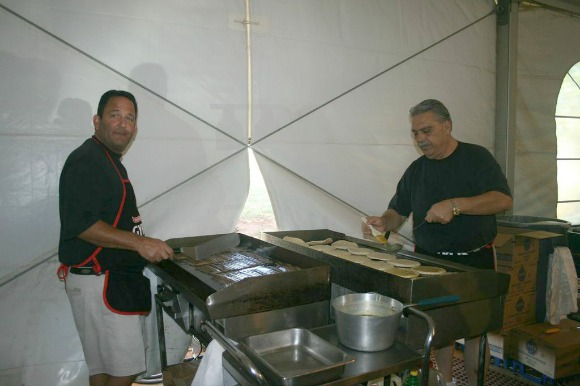 Gyros Booth GreekFestOKC
