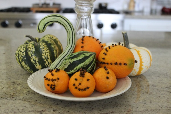 Pomanders and Other Fall Ideas