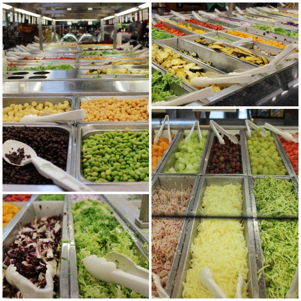 Salad Bar Whole Foods The OP Life