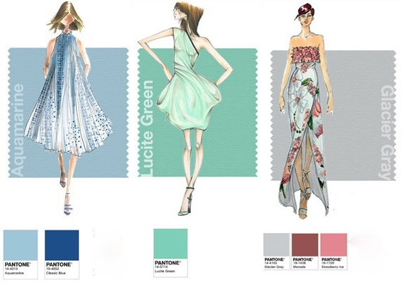 Pantone 2015 Spring Fashion Colors: OP On Our Mental State