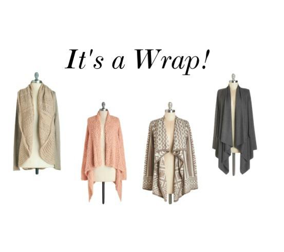 It's a wrap ModCloth The OP Life