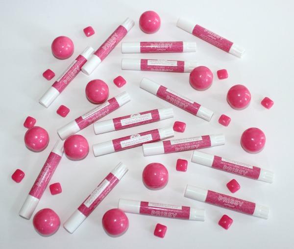 PRISSY with bubblegum