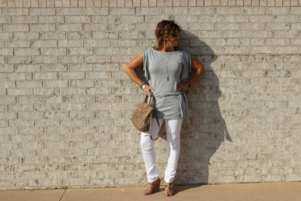 Shop Your Closet White Jeans Fall 2 The OP Life