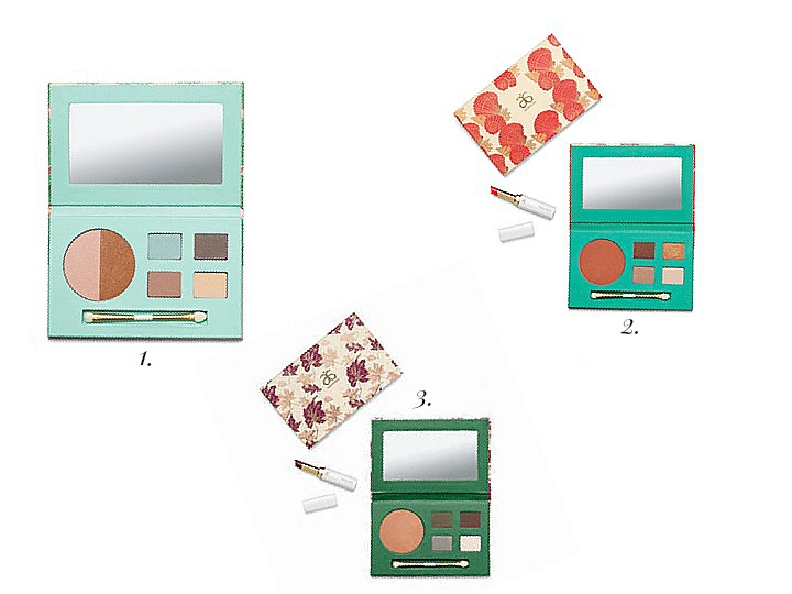 Fall 2014 Arbonne Palettes The OP Life