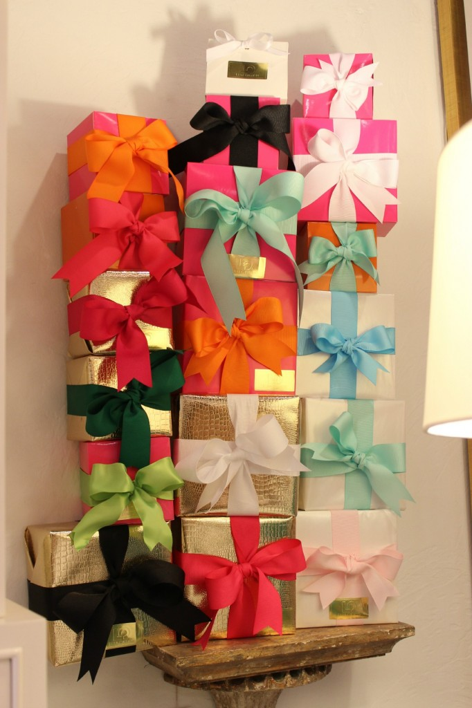Gift boxes Gift Wrap Luxe Objects