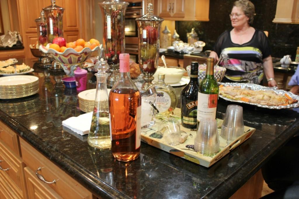 Thanksgiving buffet 2 The OP Life